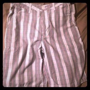 Men's Van Cargo Shorts Size 32 W